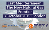 East Mediterranean: The New Natural Gas Frontier