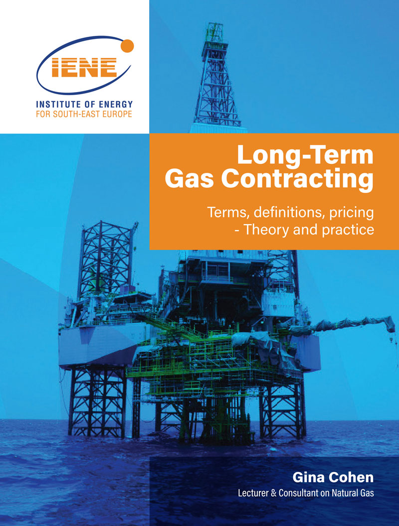 Long-Term Gas Contracting Terms, definitions, pricing - Therory and practice