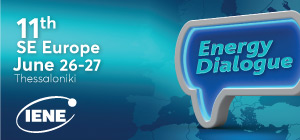 Interest Grows Daily for IENE's Annual «Energy Dialogue» Meeting in Thessaloniki on June 26-27