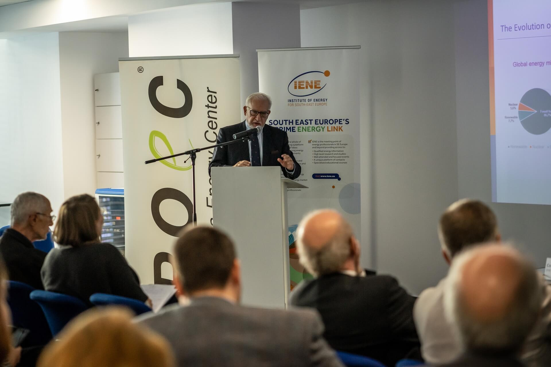 IENE-ROEC Conference Threw Light on the Burning Energy Issues of SE Europe