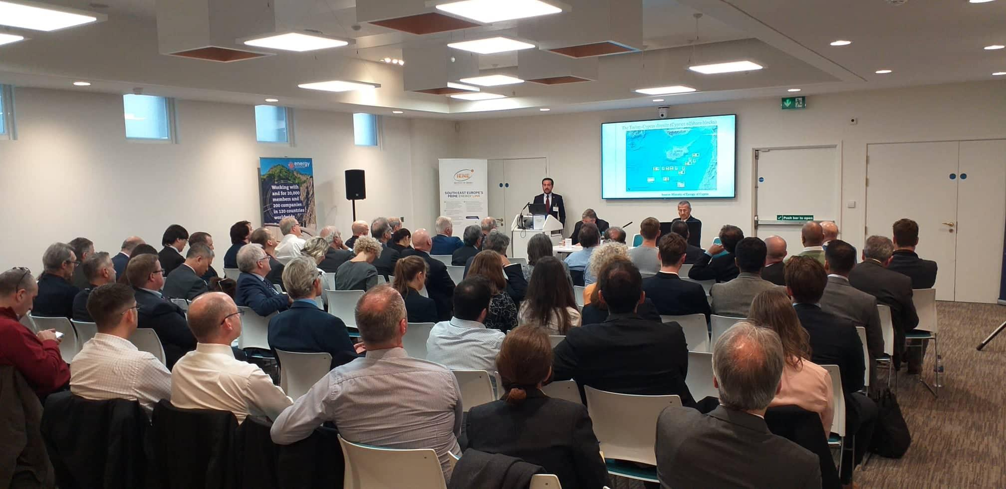 """Energy Institute/IENE Conference on """"East Mediterranean Gas"""" Crowned With Success"""