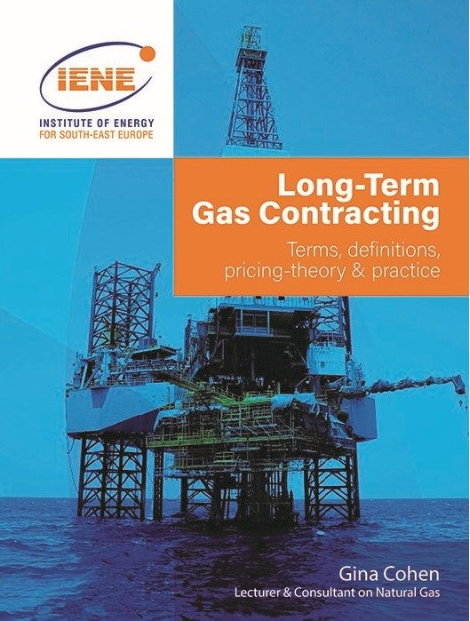 """Latest IENE Study by Gina Cohen Deals With """"Long-Term Gas Contracting"""""""