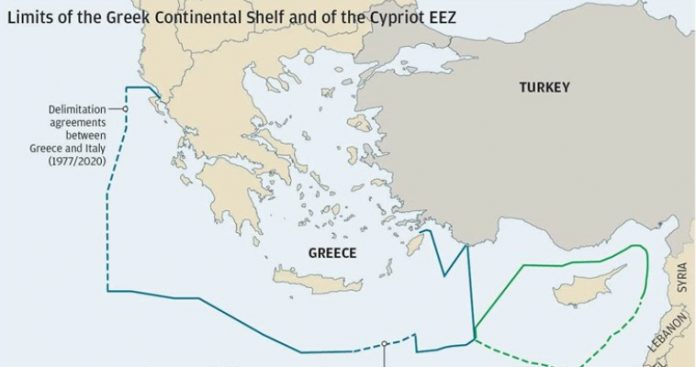 The Ordeal of the Greek EEZ
