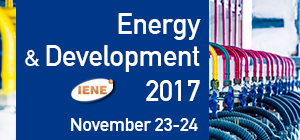 «Energy Markets in Transition» is the Theme of IENE's 2017 «Energy and Development» Conference