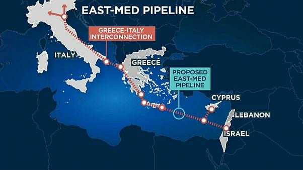 Eastmed Gas Pipeline 'Political Project': Expert