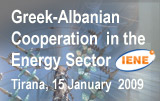 Greek-Albanian Cooperation in the Energy Sector