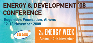 2nde Energy Week - Energy & Development Conference 08