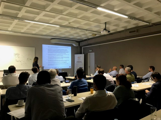 IENE's Latest Seminar On Greece's New Electricity Market Successfully Concluded
