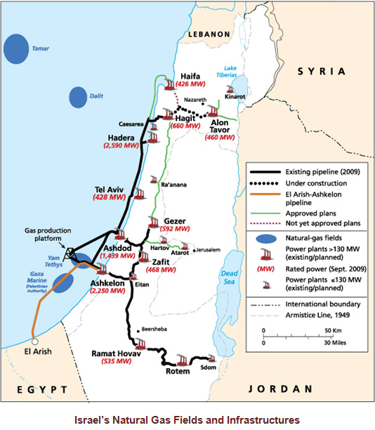 Advantages Of Natural Gas >> The East Mediterranean Geopolitical Puzzle and the Risks ...