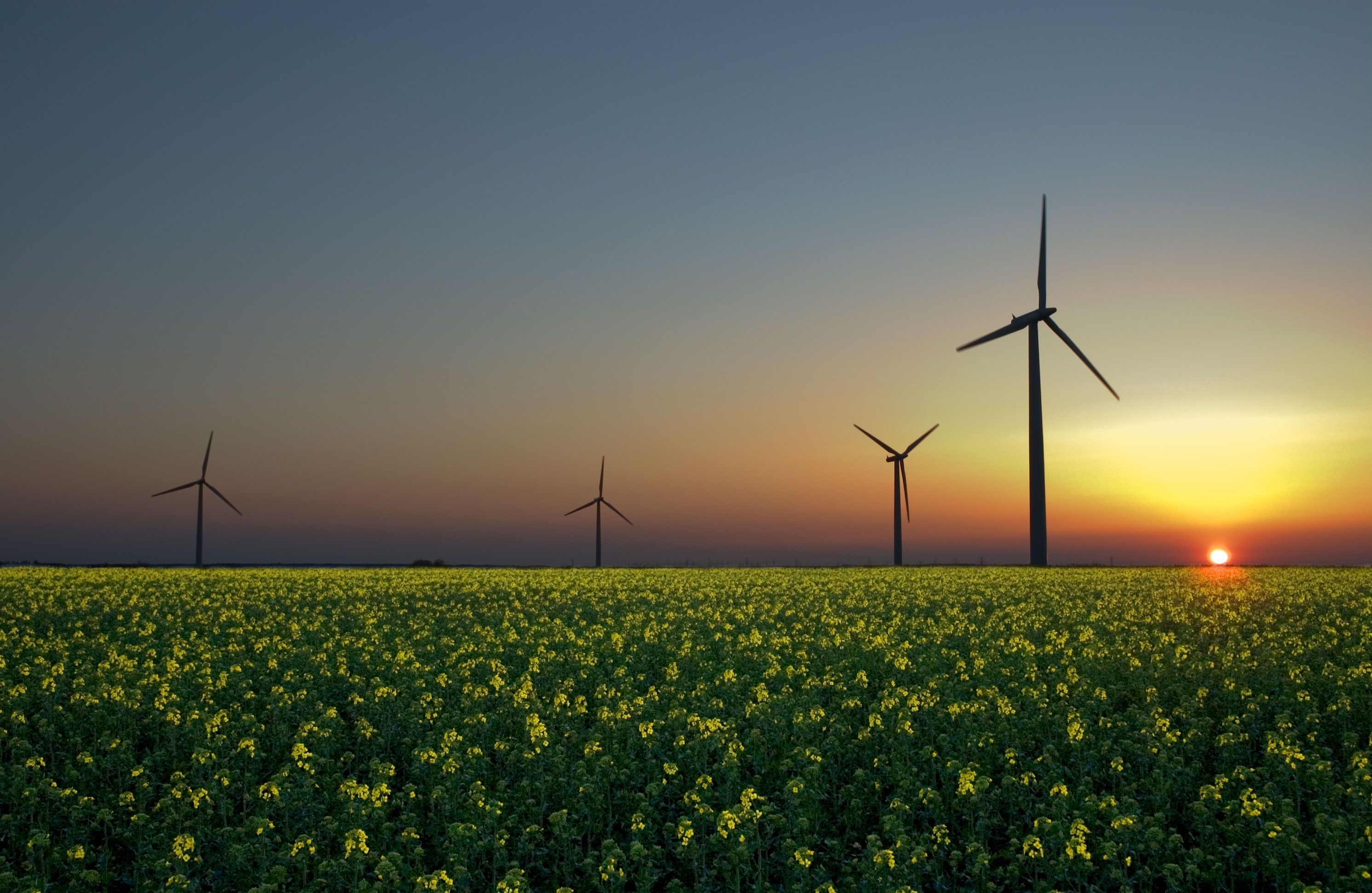 Renewable Energy Sources up their share in SE Europe's electricity mix