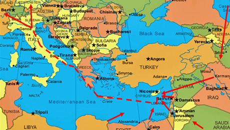 The East Mediterranean Geopolitical Puzzle and the Risks to Regional Energy Security