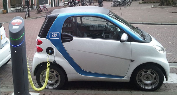 Why Electric Cars Are Everywhere Except Here, Now: QuickTake Q&A