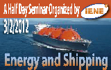 Energy & Shipping