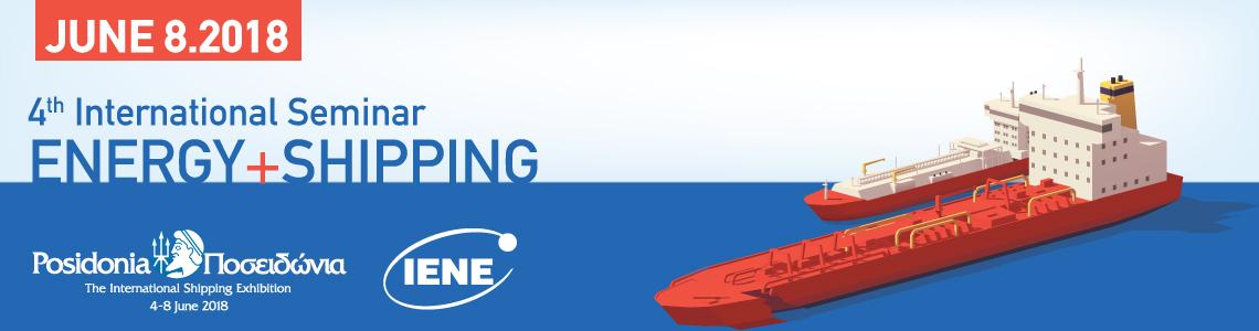 4th International Energy & Shipping Seminar
