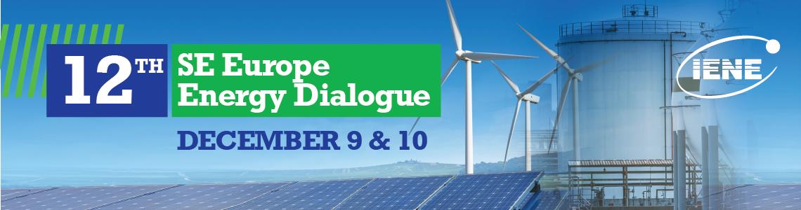 12th SE Europe Energy Dialogue
