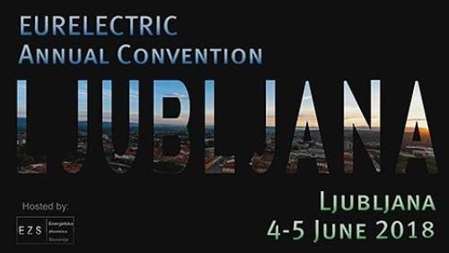 ΙΕΝΕ Actively Participated in Annual Eurelectric Conference in Ljubljana