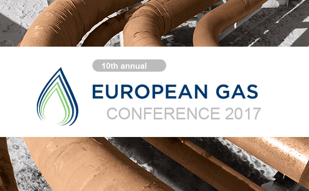 European Gas Conference 2017 Attracted Strong IENE Participation