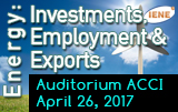 Energy: Investments, Employment and Exports