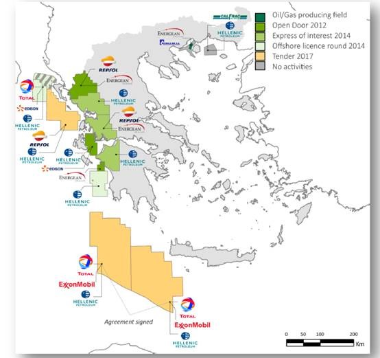 Lack of State Support Hinders Greece's Oil Exploration