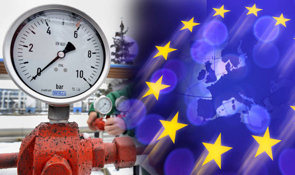 Ahead of Heating Season, EU Gas Tanks Are Full