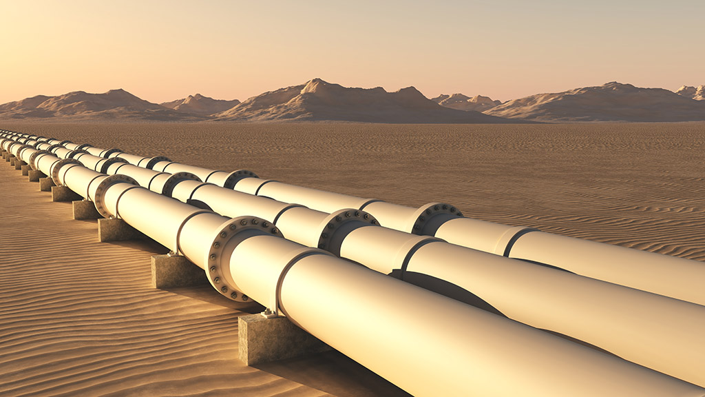 Trans-Caspian Gas Pipeline: Is There A Future After All? - Energy News -  Institute of Energy of South East Europe