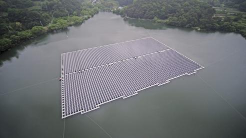 Floating Solar PV Gains Global Momentum