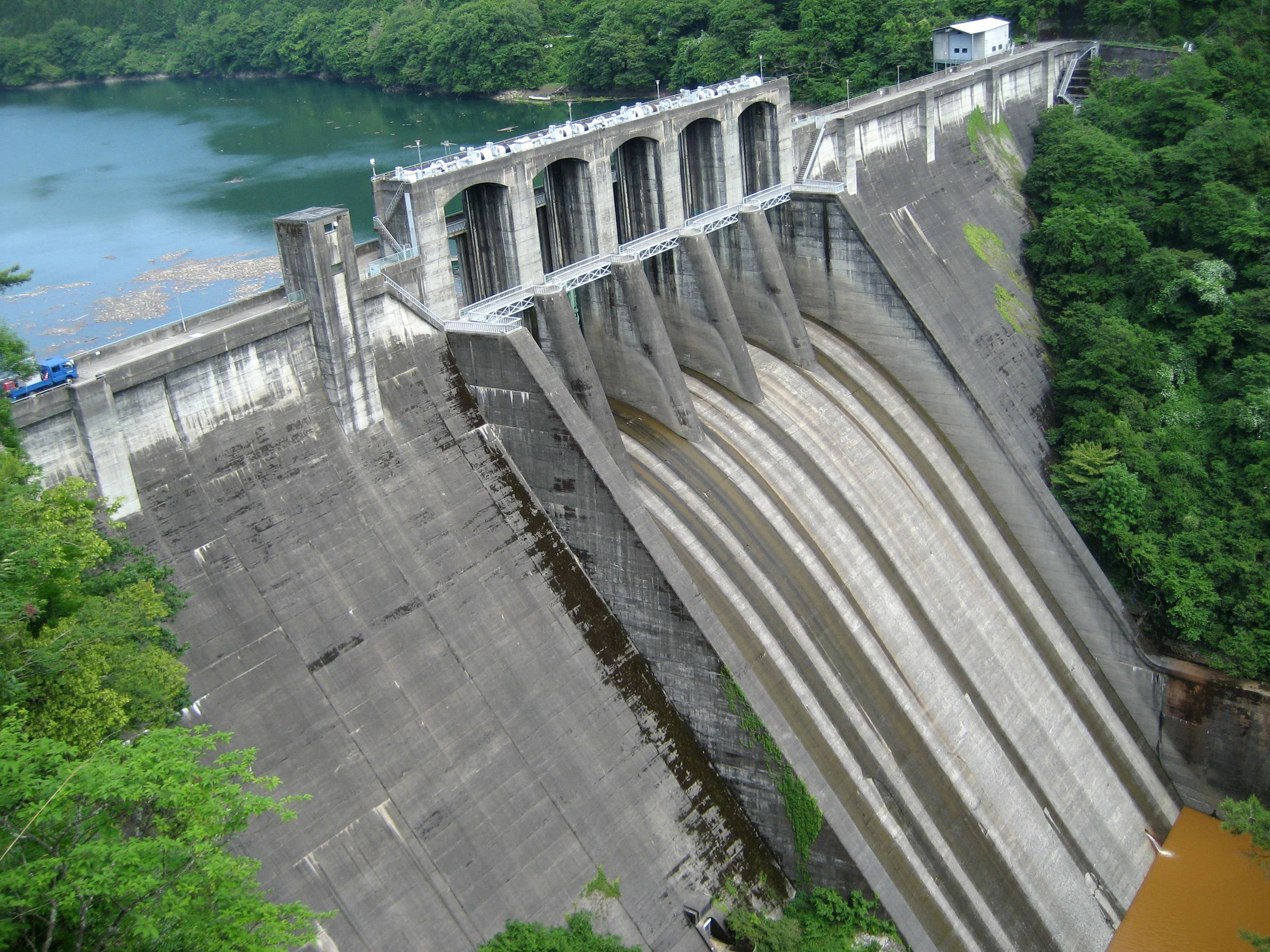 EIA: The World's Nine Largest Operating Power Plants Are Hydroelectric Facilities