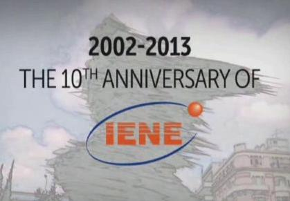 2002-2013: The 10th Anniversary of IENE