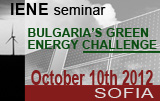 Bulgaria's Green Energy Chalenge