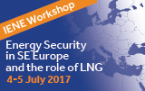Energy Security in SE Europe and the Role of LNG