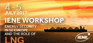 The Enhancement of Energy Security in SE Europe with the Use of LNG was Fully Explored in Latest IENE Workshop