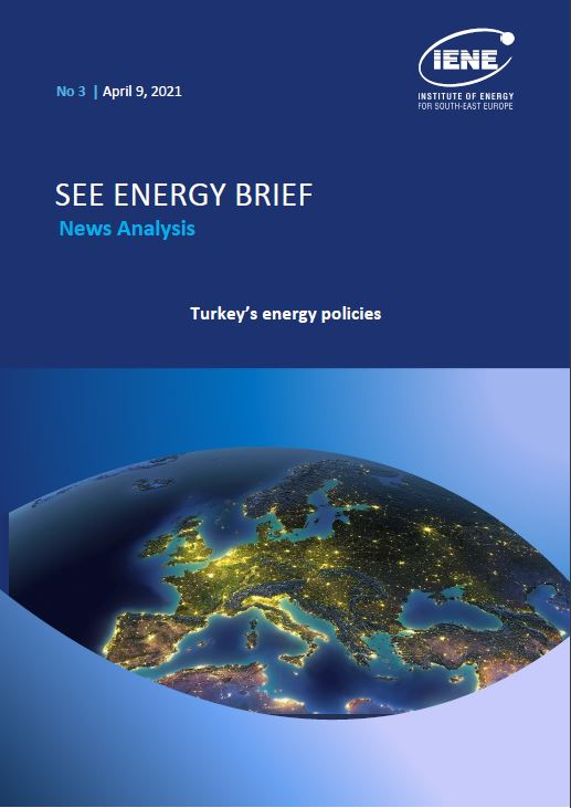 "South-East Europe Energy Brief ""News Analysis"" No3"