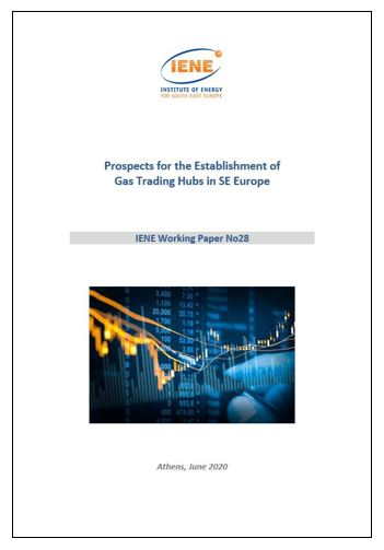 WP 28 - Prospects for the Establishment of Gas Trading Hubs in SE Europe