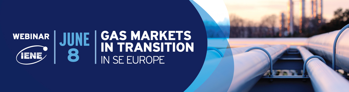 """""""Gas Markets in Transition in SE Europe"""" – The pressing questions"""