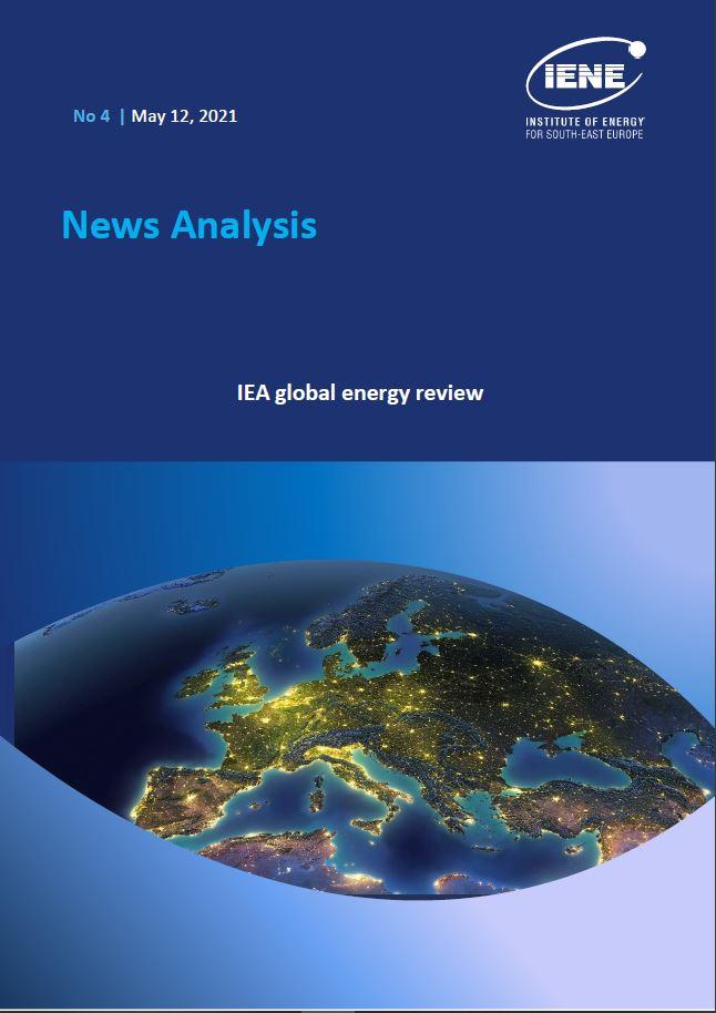 "News Analysis: ""IEA global energy review"""