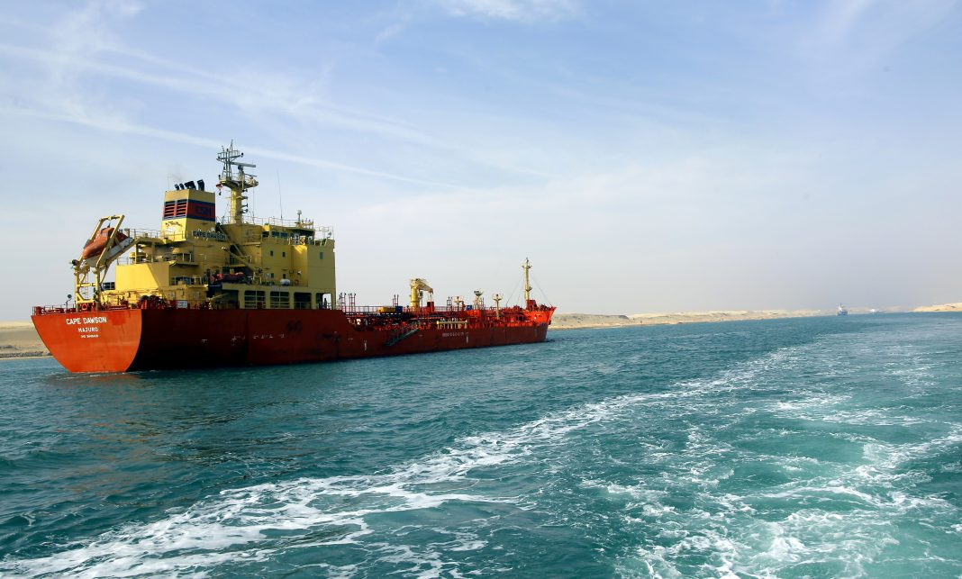 The Suez Canal Incident: Lessons Learned for the Geopolitics of Critical Infrastructure