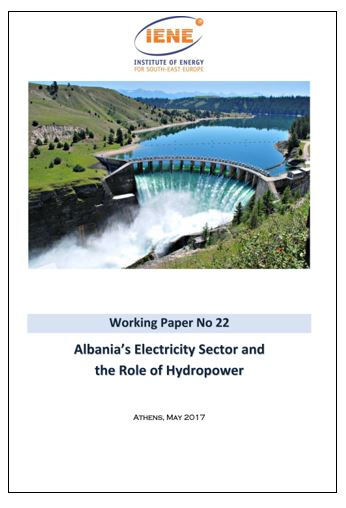 WP22 - Albania's Electricity Sector and the Role of Hydropower