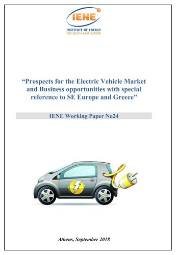 WP 24 - Prospects for the Electric Vehicle Market and Business opportunities with special reference to SE Europe and Greece