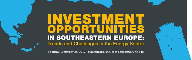 PPC in Partnership with IENE Organizes a Strategic Conference on Investment Opportunities in SE Europe in the Context of the Annual Thessaloniki International Fair