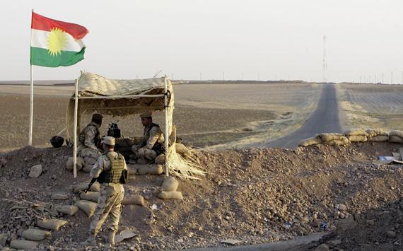 Iraq Turmoil Threatens Billions in Oil Traders' Kurd Deals