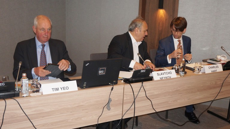 IENE Executive Director Participated in Launch of Report by New Nuclear Watch Institute for SEE Electricity Market