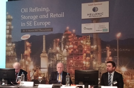 The Serious Challenges Which Confront Refineries in SE Europe Were Hotly Debated at IENE's Latest Conference in Thessaloniki