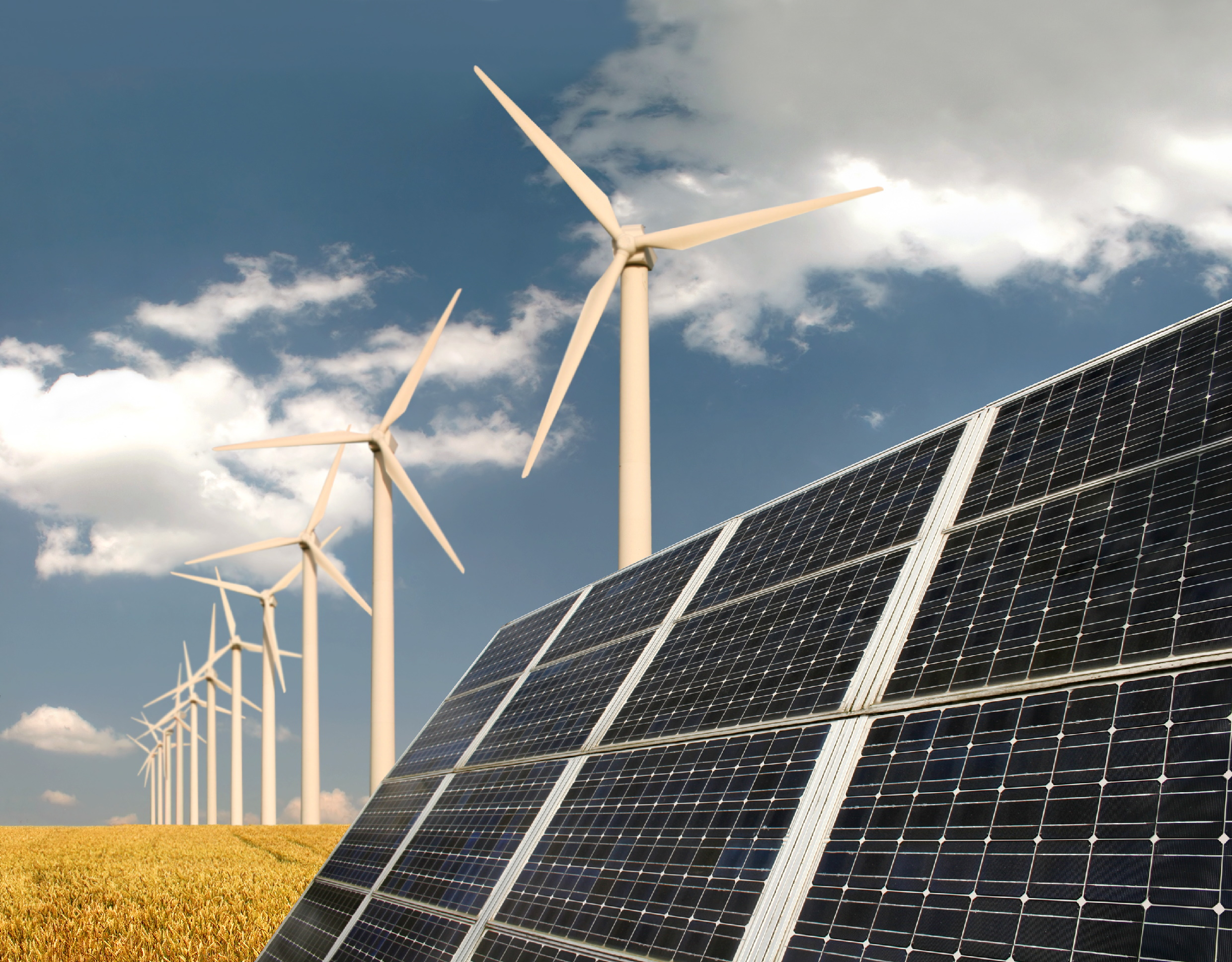 Latest Working Paper Focuses on Renewable Energy Sources and Energy ...