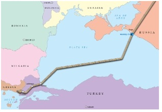 Turkish Stream Crosses Choppy Waters