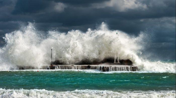 Stormy Waters in the Eastern Mediterranean