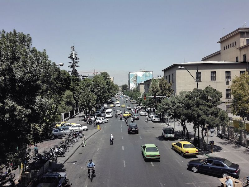 Iran's Solar Steps