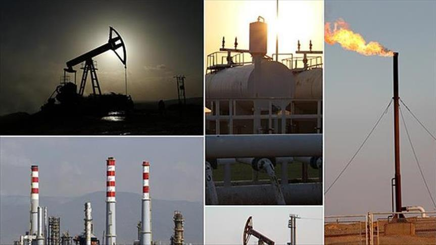 Asia, Africa, Middle East Drive Global Energy Growth