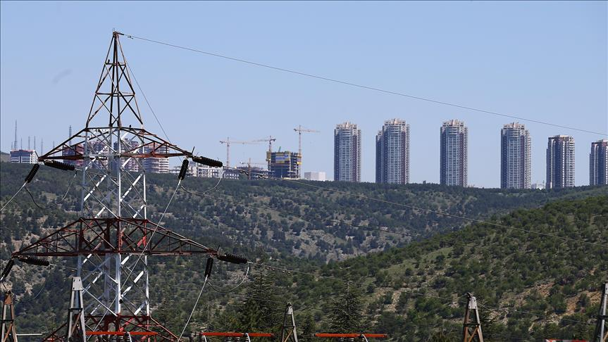 Turkey's Electricity Consumption in 2019 Down 0.59%