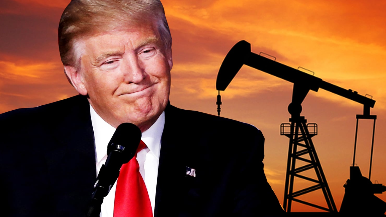 Trump Budget Includes Push to Increase US Energy Production