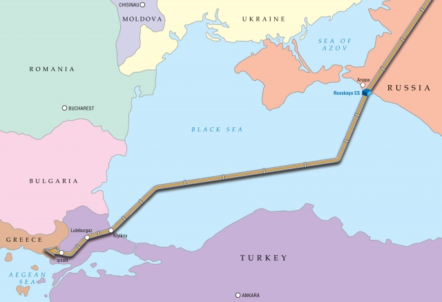 Is Turkish Stream Able to Change the Energy Developments in Europe?